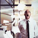 職場で溜まったストレスがもう限界!原因を探して対策・解消しよう