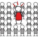 悪目立ちする人の特徴や原因と、悪目立ちしない方法をご紹介